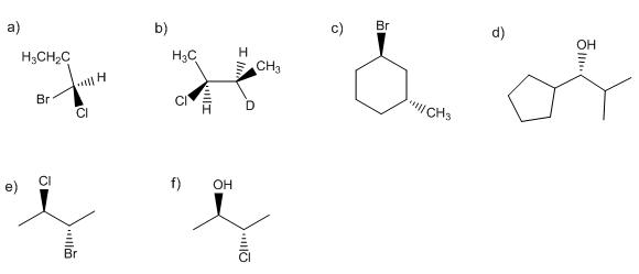 Problemas Resueltos de Estereoquímica (parte 1)   Química Orgánica